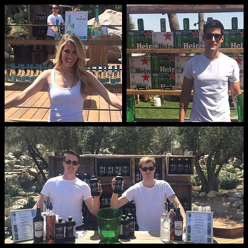 Day 3 at The Frederick Loewe Estate!  Sabo-chella in the house today!  Let's do this!  #thezoereport #onemanagement #sabochella #events #eventlife #staffing #bartenders #coachella2015 #dfm #200ProofLA #200Proof