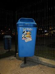 Combo - Florianpolis (G A R D E) Tags: stickers bobmarley combo espinafrestickerszine