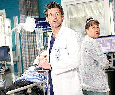 Is Patrick Dempsey Leaving Greys Anatomy After Season 11?