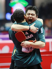 R_G_8609R (ittfworld) Tags: world sport ball championship shanghai emotion action young tennis tabletennis junior championships chine