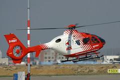 IFA Eurocopter EC-135 D-HEOY @LEJ/EDDP airport (oliverrichter1206) Tags: leipzig eurocopter ec135 ifa lej eddp leipzighalle dheoy