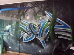 (END PDF crew) Tags: 3d end endend endgraffiti