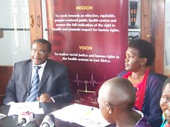 Press briefing on high court ruling in Civil Suit 111 of 2013