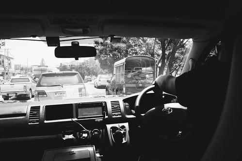 On the way to Hua Hin