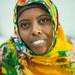 Portrait in Edna Adan Hospital