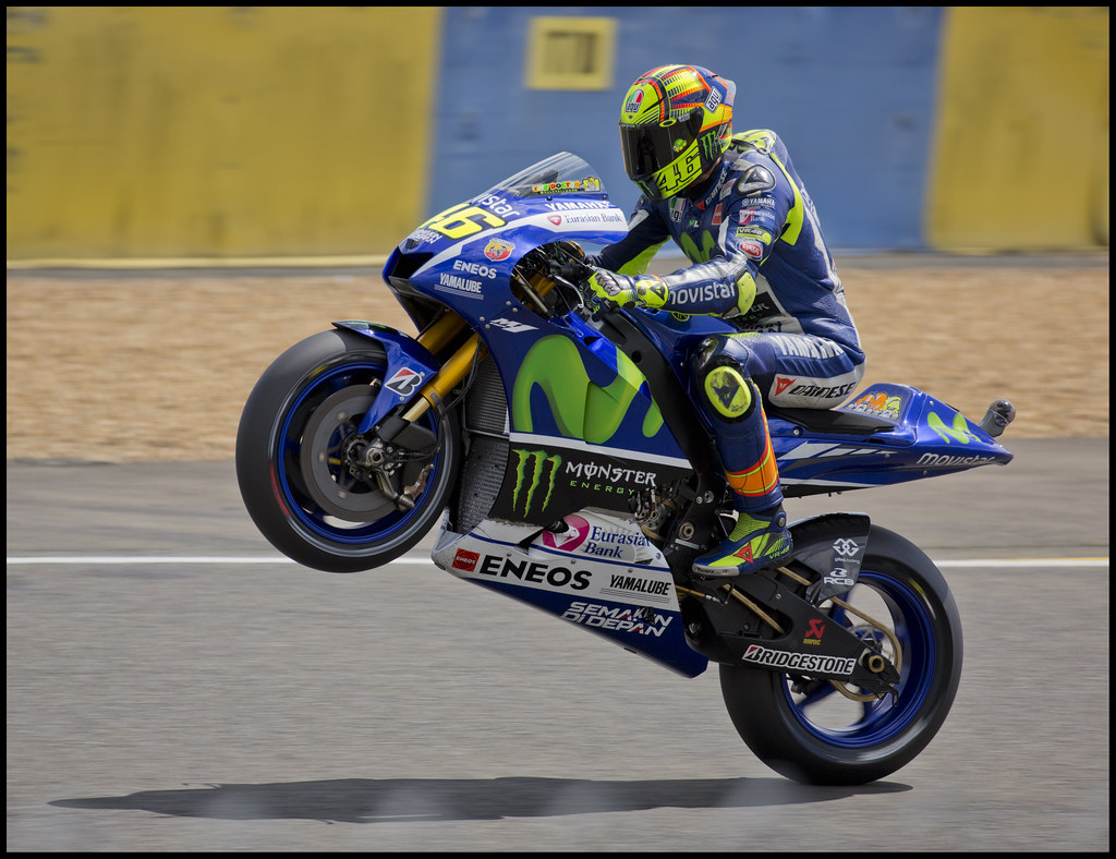 valentino rossi ndash wheelie - photo #32