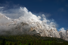 Mountain's Breath (Explore) (pure photography!) Tags: clouds wow wolken berge dolomiten flickrtravelaward