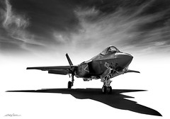 F-35 Lightning (DL_) Tags: fighter aviation military jet usaf supersonic