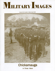 Military Images magazine cover, March/April 2004 (militaryimages) Tags: history infantry mi america magazine soldier photography rebel us marine uniform photographer unitedstates military union navy archive confederate worldwari civilwar american weapon tintype ambrotype artillery stereoview cartedevisite sailor ruby veteran roach daguerreotype yankee cavalry neville spanishamericanwar albumen mexicanwar coddington backissue citizensoldier indianwar heavyartillery matcher findingaid militaryimages hardplate