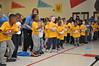 Tenniswood Elementary Play 60 Matthew Stafford Assembly & Recess