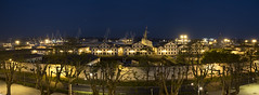 Arsenal Militar,  Ferrol (A Corua) (nO_VR) Tags: espaa night noche spain europe flickr pano olympus galicia galiza militar nocturna arsenal omd ferrol gruas panormica m43 zuico 17mm28 microcuatrotercios arsenalmilitar olympusomd olympusomdem5markii
