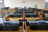 Salle de musique - la Grande maison des études du peuple - Pyongyang (jonathanung@ymail.com) Tags: lumix asia korea asie nord northkorea pyongyang corée dprk cm1 koryo coréedunord grandpeoplesstudyhouse insidenorthkorea républiquepopulairedémocratiquedecorée rpdc lumixcm1 grandemaisondesétudesdupeuple