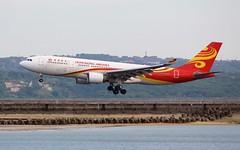 B-LNM Hong Kong Airlines Airbus A330-343 (Cato Lien) Tags: bali airbus kuta dps planespotting hongkongairlines blnm