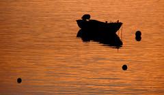 a summer place in my memory - un lugar tranquilo en mi memoria (talourcera) Tags: sunset calm puestadesol quite tranquilidad gamela