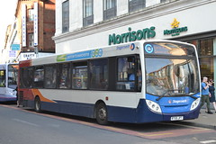 Stagecoach Manchester 27625 RT59JPT (Will Swain) Tags: manchester piccadilly gardens 12th may 2016 bus buses transport travel uk britain vehicle vehicles county country england english greater city centre north west stagecoach 27625 rt59jpt jp jpt middleton 455