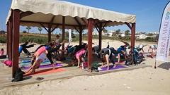 hatha yoga Hibernis Mare 22 mayo 2016 (15) (Visit Pilar de la Horadada) Tags: yoga playa alicante roller invierno recharge hatha patinaje costablanca voley zumba ludoteca pilardelahoradada vegabaja milpalmeras hibernismare