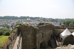 Oystermouth Castle Swansea Wales (fillbee) Tags: stone wales buildings chapel norman residential gowerpeninsula curtainwall swanseabay basements oystermouthcastle garderobes threestorey deheubarth castellystumllwynarth refortified johndebraose