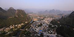 Yangshuo Xingping Laozhai Mountain - (RH&XL) Tags: yangshuo xingping laozhai mountain    guangxi guilin china