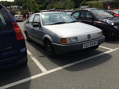 VW Passat B3 CL inj (auto) (VAGDave) Tags: auto vw 1991 passat cl b3 inj
