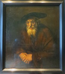 Portrait of an Old Man in an Armchair by Rembrandt van Rijn, Hermitage Museum, St. Petersburg, Russia (Jake Laun) Tags: art museum stpetersburg russia hermitage rembrandt winterpalace