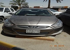 Hyundai - Accent - 2014  (saudi-top-cars) Tags: