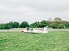 (Max Nathan) Tags: england surrey surreyhillsglidingclub glider gliding summer suburbia youcankeepyourhaton cones airfield aviation panasonicgf1