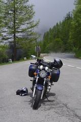 Groglockner [18] (Rynglieder) Tags: road alps austria alpine moto motorcycle suzuki gsx grossglockner grosglockner gsx1400
