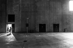 Parking Lot (Jan Jespersen) Tags: street city urban blackandwhite bw denmark parkinglot citylife streetphotography streetphoto urbanscenes urbanlife urbanscene everybodystreet janjespersenphotography