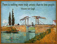Inspirational Quote (Inspirational Quotes) Tags: love peace quote happiness spirituality wisdom vangogh quotations inspiringquotes quotepictures imagequotes photobonito inspirationalquotes inspiration motivationalquotes