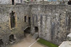 20160616-UK Trip-Conwy Castle-0031 (kuminiac) Tags: 2016 wales conwy castle conwy castle towers dungeons tower dungeon fortress town walls royal royals king edward i longshanks medieval snowdonia cymru knights scenery uk united kingdom