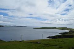 Shetland Islands.  Lerwick. We took a coach ride to the Southeast of the island. (Anne & David (Use Albums)) Tags: shetlands shetlandislands