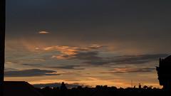 Sherwood evening clouds 01 (bob watt) Tags: canon canoneos7d 7d 18135mm sunset august 2016 clouds sky