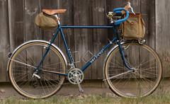 VO Polyvalent, Build #3 (koperajoe) Tags: wood bicycle canvas bags velo touring randonneur veloorange