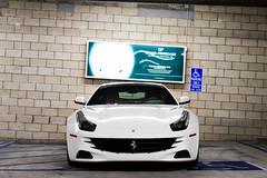 Ferrari Four (Noah L. Photography) Tags: ferrari ff white car sportscar supercar hatchback italian walnut davidsklee hingwalee underground