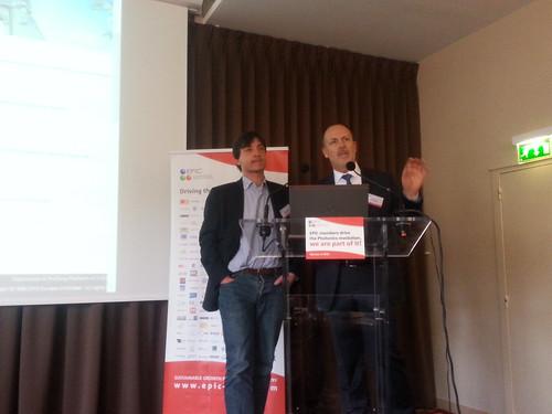EPIC AGM 2015 speaker Kurt Weingarten