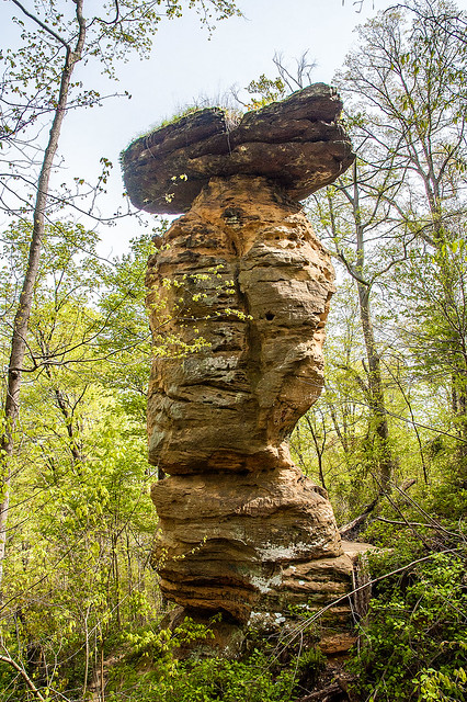 Jug Rock Nature Preserve - April 24, 2015
