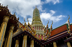 temple (LeannaJade) Tags: holiday thailand outside outdoors photography asia adventure explore exploration nikond5100
