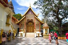 IMG_6165 (wegstudio) Tags: architecture thailand temple buddha details monk chiangmai wat doisuthep watphrathatdoisuthep