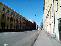 Безлюдно.. Perspective Vanishing Points Urban Geometry город улица (perriscope) Tags: perspective vanishingpoints город urbangeometry улица