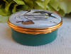 Halcyon Days Hand Painted Enamel Trinket Box ~ Nothern Pintail ~ Artist Signed (Donna's Collectables) Tags: england artist handpainted signed enamel pintail halcyondays