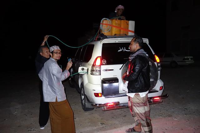 Mission to YEMEN