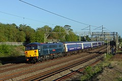 87002 Old Linslade (Jason 87030) Tags: morning light train canon gallery br beds bedfordshire railway location passengers wires april locomotive inverness sleeper pantograph 2015 royalsovereign caledoniansleeper oldlinslade londoneuston class87 lineside acelectric 87002 1m16 electricscot jasonrodhouse