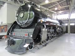 IMG_1660 (vancouverbyte) Tags: squamish royalhudson westcoastrailwayheritagepark royalhudsonsteamlocomotive2860westcoastrailwayheritagepark