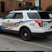 Kent State University Police K-9 Ford Explorer