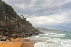La ora (Julin Martn Jimeno) Tags: costa mar nikon playa gijon villaviciosa acantilado cantabrico 2016 cantabrica ora laora rutaverde d7000 caminalaora serines