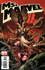 Ms. Marvel 3 (FranMoff) Tags: monster comicbooks cho frankcho msmarvel