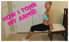 Arm Exercises for Women - How I Tone My Arms (jeniferjbeauty) Tags: beauty for women arms arm skin how care workout fitness exercises wrinkles tone routines my i