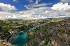Flathead River (Carlyle Ellis Photography/Human Quotient) Tags: river landscape montana flathead flatheadriver polson kerrdam