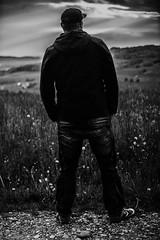 in thought (wildbam25) Tags: sky people blackandwhite cloud white black male clouds photoshop grey photo thought sony himmel wolken grau joe human cap converse chuck mann alpha amateur weiss chucks f28 schwarz sonnenstrahlen sunray greyscale mensch 70200mm 70mm weis 28 a7ii graustufen cs6 700mm ilce7m2