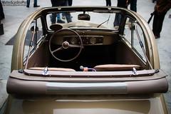 Topolino (Matteo Scardino) Tags: auto old brown car canon beige fiat interior piazza macchina autodepoca interni depoca marrone monza topolino lightbrown 18135 70d fiattopolino macchinadepoca canon70d piazzamonza